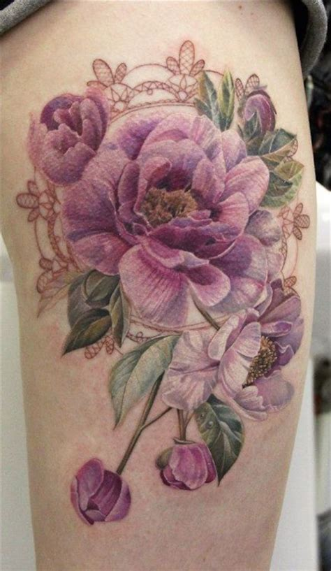 flower garden tattoos 88 best flower tattoos on the amazingly beautiful
