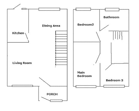 how to draw a floor plan of a house how to draw a floorplan