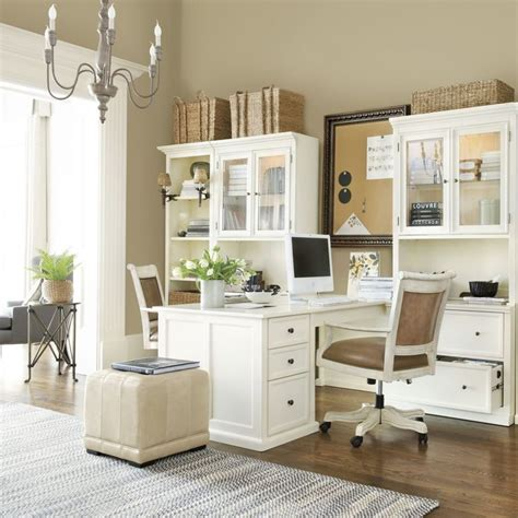 two person desk home office furniture back to school with k12 and home office organization