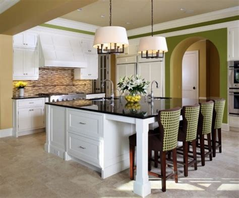 kitchen island large awesome large kitchen islands with seating my home design journey