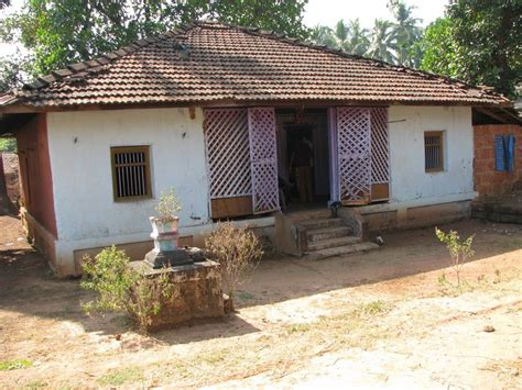typical home typical konkani house india travel forum indiamike