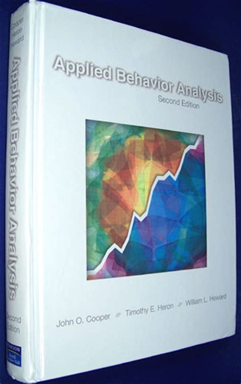 applied behavior analysis 2nd edition applied behavior analysis 2nd edition
