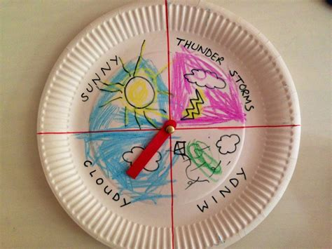weather craft for preschooler weather chart weather chart weather craft