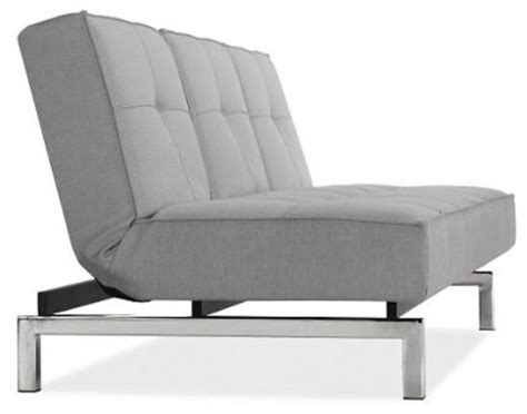 modern convertible sofas encore convertible sofa modern futons by room board