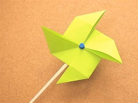 how to create origami how to make an origami pinwheel 11 steps with pictures