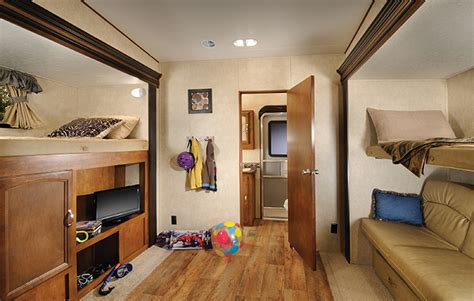 Best Brand Of Kitchen Cabinets 12 must see bunkhouse rv floorplans welcome to the