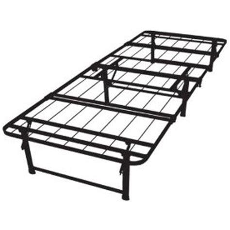 size duramatic steel folding metal platform bed frame