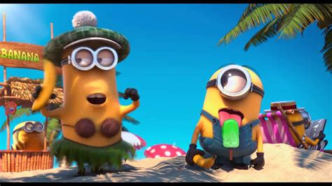for in the summer in the summer time minions