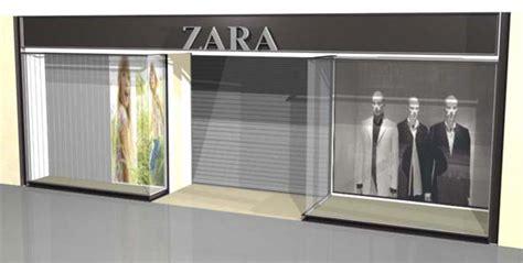 Diseno De Interior dise 241 o de interiores 3d fachada tienda zara