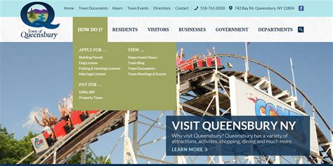 queensbury ny welcome to the new town of queensbury ny website
