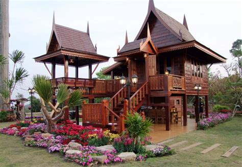 house design pictures thailand traditional thai house thailand everyday
