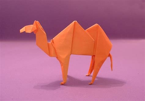 origami camel origami camels gilad s origami page