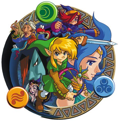 the legend of oracle of ages mario yoshi friends magazine oracle of seasons