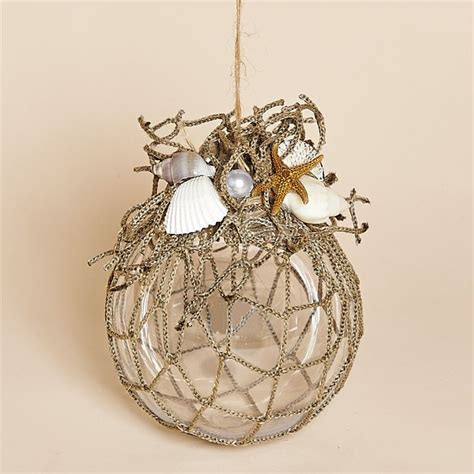 nautical ornaments 25 best ideas about seashell ornaments on