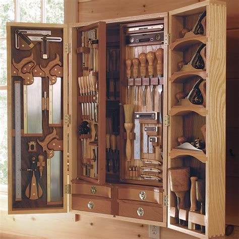 woodworking tool cabinet dan smith s shop and tool chest finewoodworking