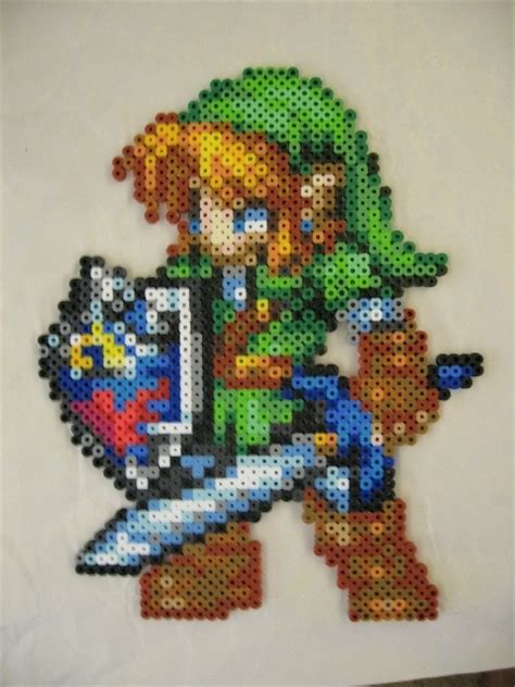 perler pictures bead sprites on perler sprites and