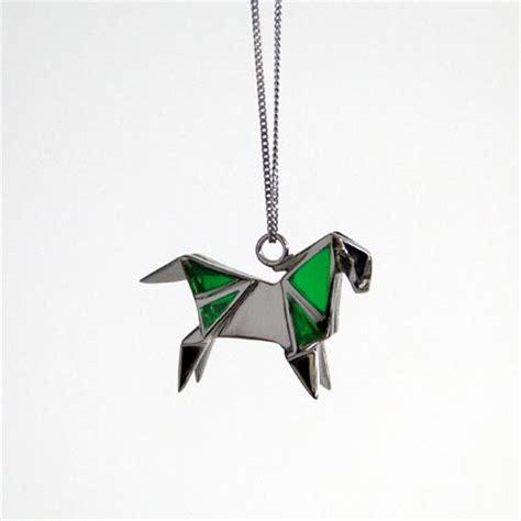 origami jewelery origami jewelry