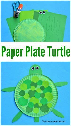 paper turtle craft the world s catalog of ideas