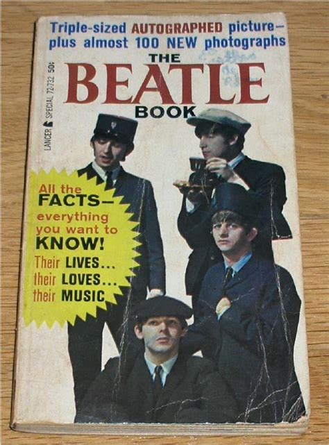 beatles picture book paperbacks
