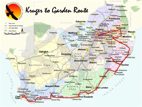 Garden Route South Africa Tour With Driver Guide Packages South Africa