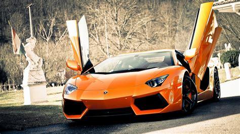 Sport Car Wallpaper 2014 by 2014 Lamborghini Aventador Sports Cars Background Hd