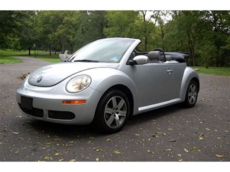 Used Volkswagens For Sale By Owner by 2006 Volkswagen Beetle For Sale By Owner In Baltimore Md