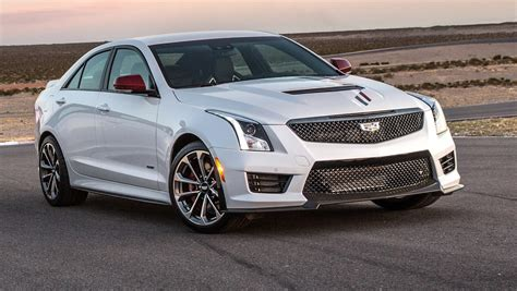 2014 Cadillac Cts V Specs by 2018 Cadillac Cts Prices Reviews And Pictures Us News