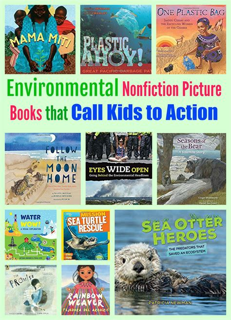 nonfiction picture books for environmental nonfiction picture books that calls to