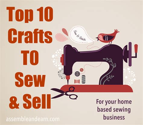 sewing crafts for 10 bestselling sewing crafts