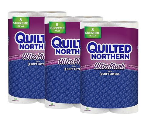 Toilet Paper 24 Pack Price by Quilted Northern Ultra Plush Toilet Paper 24 Pack 20 78