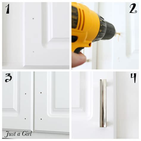 installing kitchen cabinet hardware how to install cabinet hardware