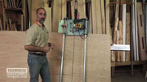 woodworkers of america woodworking tools power tools using a vertical panel