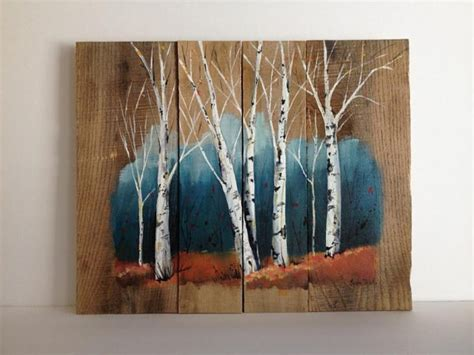 acrylic paint on wood ideas pallet painting distressed wood pallet