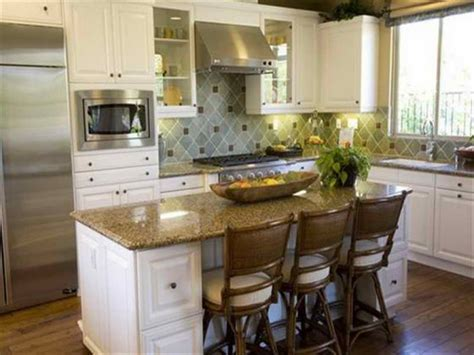 small kitchen with island design ideas amazing small kitchen island designs ideas plans awesome