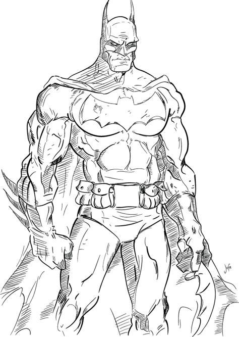batman sketch by jefa57 on deviantart