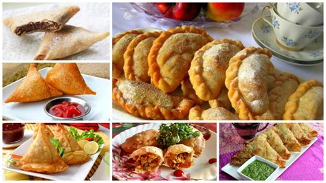 20 different types of samosa in india masala food