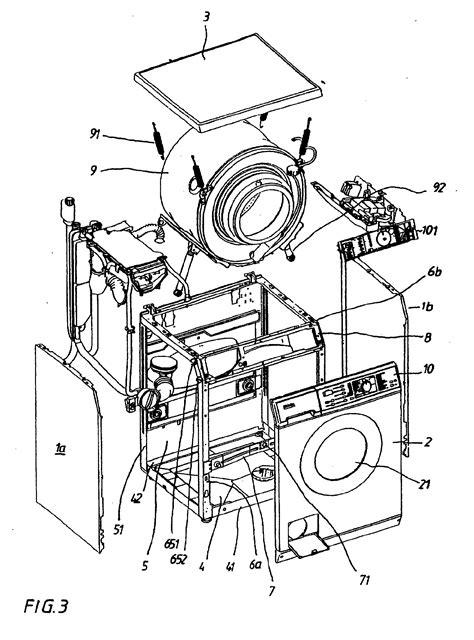 geh 228 use f 252 r eine frontbeschickbare w 228 schebehandlungsmaschine patent 0943721