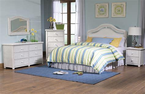 wicker bedroom furniture sets wicker bedroom set