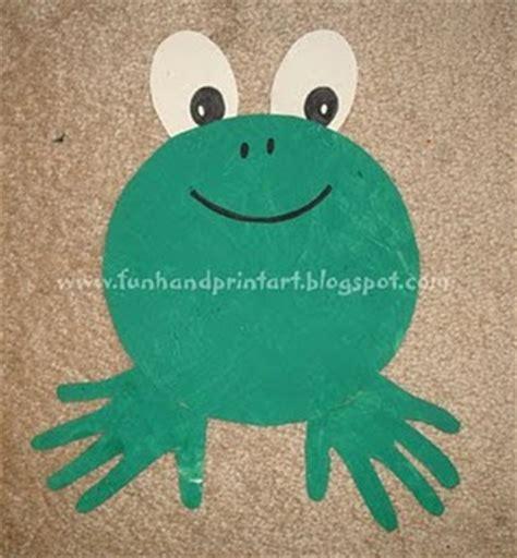 frog craft project creative deere themed boys birthday
