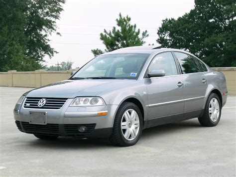 Volkswagen Passat 2003 2003 volkswagen passat review