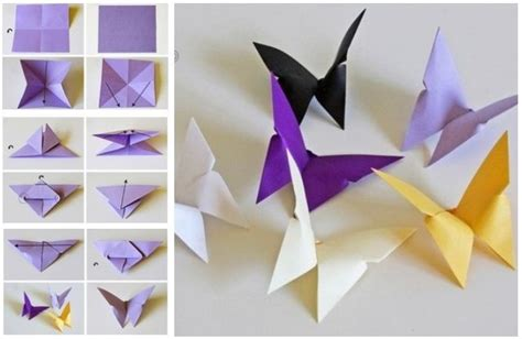 step by step crafts for paper folding crafts site about children