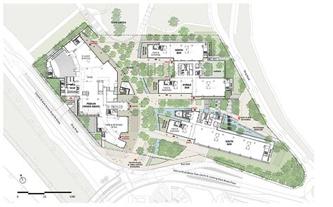 site plan gallery of create perkins will 10