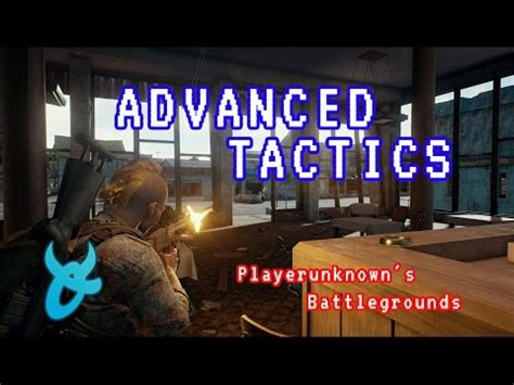 pubg advanced tips advanced tactics tips guide playerunknown s
