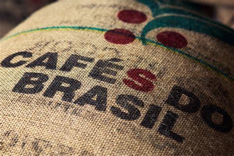 Bag of Brasilian coffee beans at 11 Roasters Coffee in Bend Oregon   Coffees