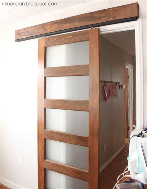 closet door diy remodelaholic 35 diy barn doors rolling door hardware