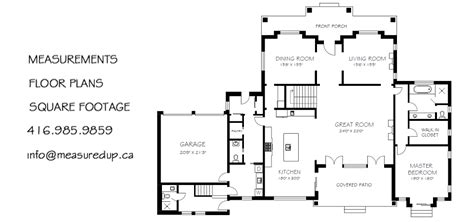 real floor plans measured up real estate floor plans measuring services