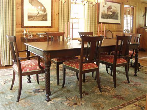 maple dining room furniture custom maple leaf dining table dining room furniture vermont