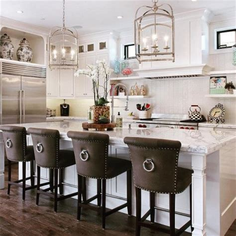 kitchen island with stool 18 stylish bar stools for your kitchen