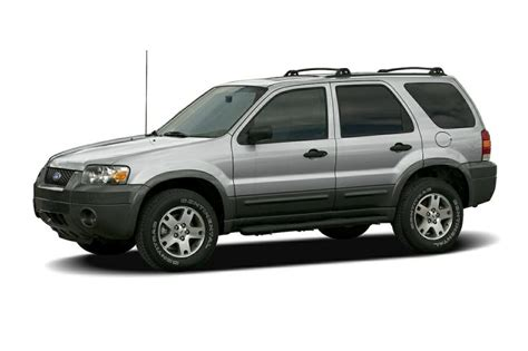 Ford Escape 2005 by 2005 Ford Escape Information
