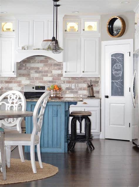 do it yourself kitchen backsplash do it yourself brick veneer backsplash remington avenue